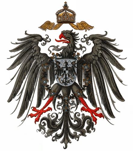 Reichsadler 1889 - 1918