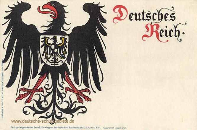 Reichsadler Deutsches Reich