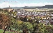 Rudolstadt, Blick vom Hain