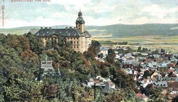 Rudolstadt vom Hain