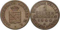 1 Groschen 1840, Großherzogtum Sachsen-Weimar-Eisenach