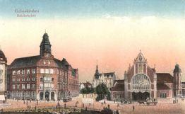 Gelsenkirchen, Bahnhofsplatz
