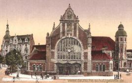 Gelsenkirchen, Hauptbahnhof