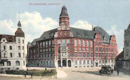 Gelsenkirchen, Hauptpost