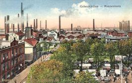 Gelsenkirchen, Mannesmann