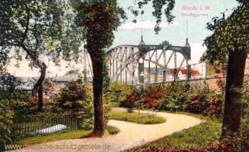 Hörde, Stadtgarten