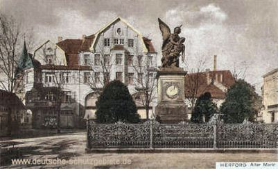 Herford, Alter Markt