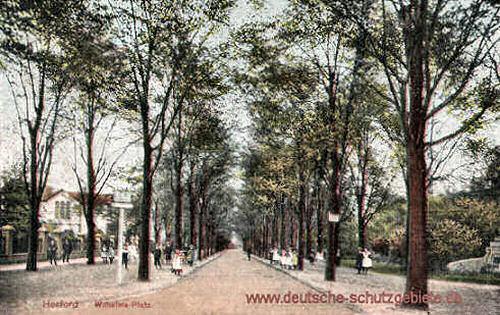 Herford, Wilhelms-Platz
