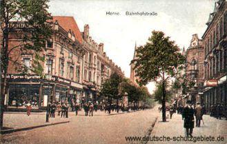 Herne, Bahnhofstraße