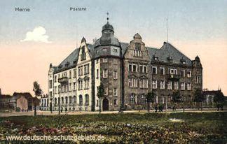 Herne, Postamt
