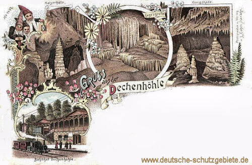 Iserlohn, Dechenhöhle