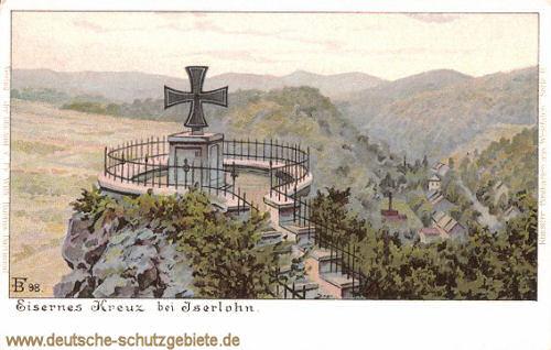 Iserlohn, Eisernes Kreuz