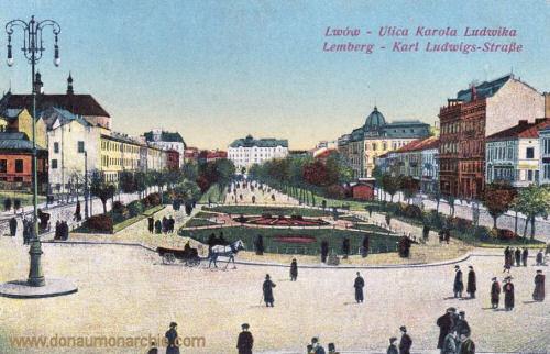 Lemberg, Karl Ludwig-Straße