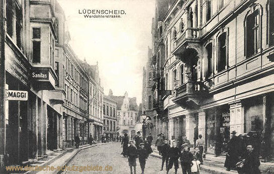 Lüdenscheid, Werdohlerstraße