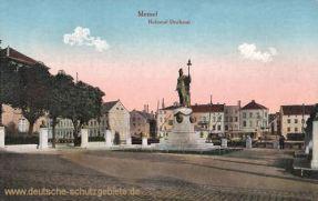 Memel, Nationaldenkmal
