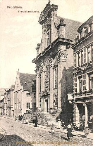 Paderborn, Franziskanerkirche