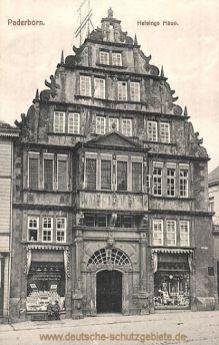 Paderborn, Heisings Haus