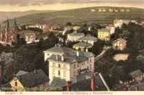Siegen, Blick auf Giersberg und Michaelskirche