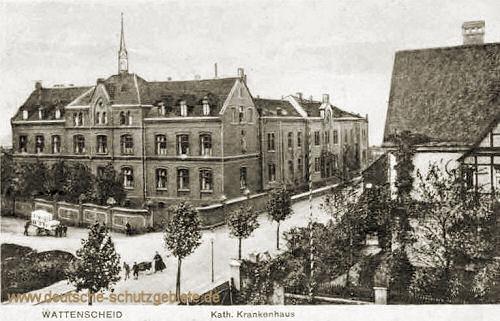 Wattenscheid, Katholisches Krankenhaus