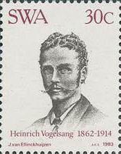 Heinrich Vogelsang, SWA 1983