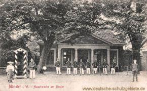 Münster i. W., Hauptwache am Neutor