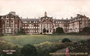 Münster i. W., Schloss