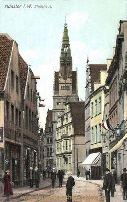 Münster i. W., Stadthaus