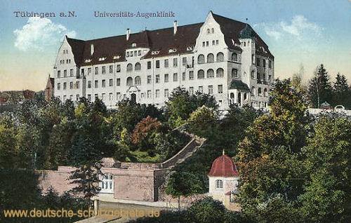 Tübingen a. N., Universitäts-Augenklinik
