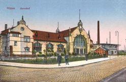 Witten, Bahnhof