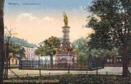 Witten, Kriegerdenkmal
