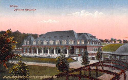 Witten, Parkhaus Hohenstein