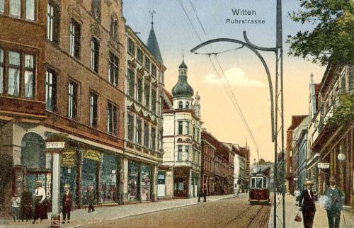 Witten, Ruhrstraße