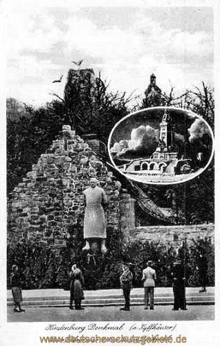 Hindenburg-Denkmal auf dem Kyffhäuser