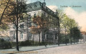 Zwickau, Reichsbank