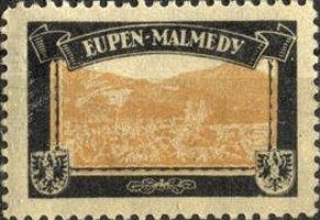 Eupen-Malmedy, Vignette