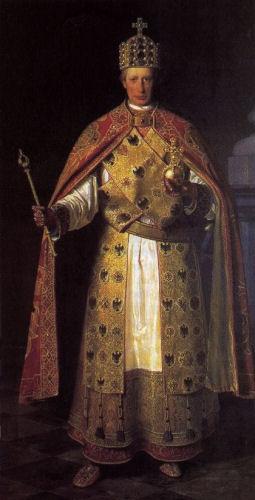 Franz II. - letzter Kaiser des alten Reiches
