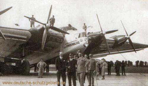 Junkers G 38 Hindenburg