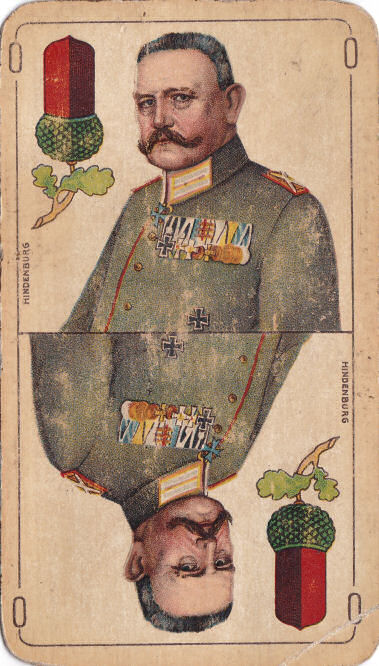 Eichel Ober (General Hindenburg)