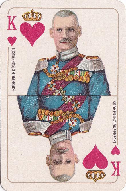 Herz König (Kronprinz Rupprecht von Bayern)