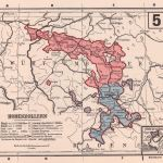 Hohenzollern Landkarte