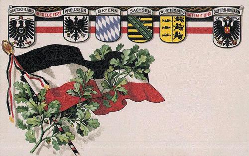 Reichsflagge (Kaiserreich 1871 - 1918)