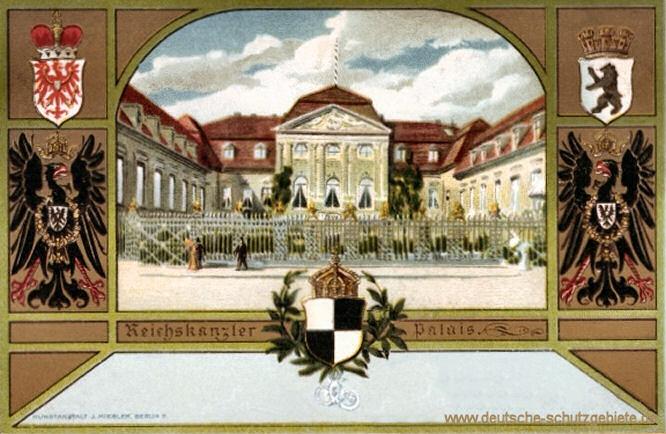Reichskanzler Palais
