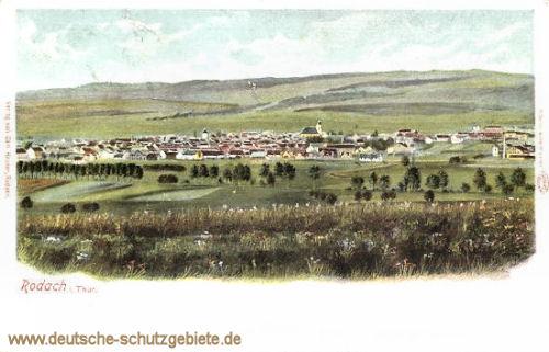 Rodach in Thüringen