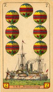 Schellen 7 (S.M.S. Brandenburg)