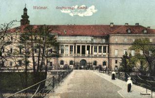 Weimar, Großherzogliches Schloss