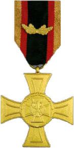 Ehrenkreuz der Bundeswehr für Tapferkeit