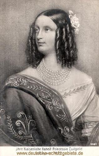 Prinzessin Augusta Ferdinande (Luitpold) 1850