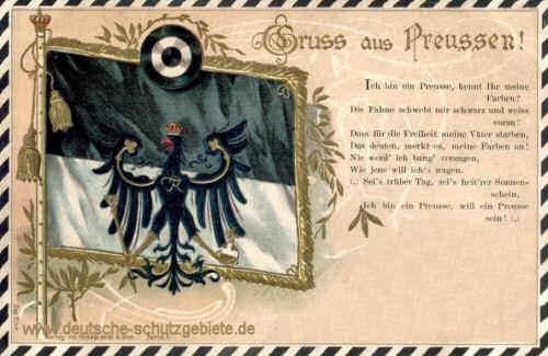Preussenlied: Ich bin ein Preusse