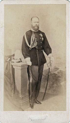 König Karl I. von Württemberg 1871