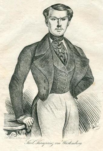 Karl Kronprinz von Württemberg